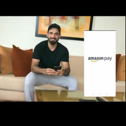 Amazon-pay-Irfan-pathan