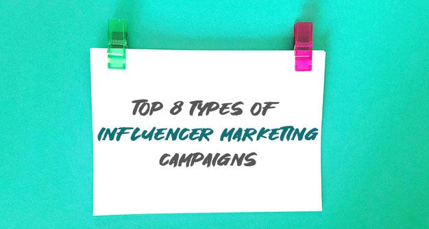 Influencer Marketing Campaigns