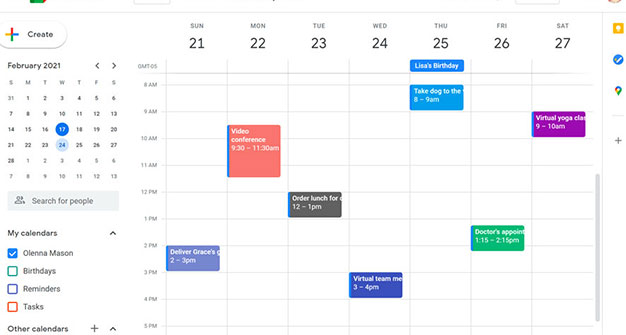 How to use Google Calendar for Scheduling